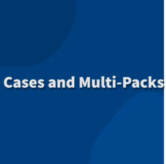 Cases and Multi-Packs